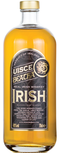 Uisce Beatha Irish Whiskey 750ml